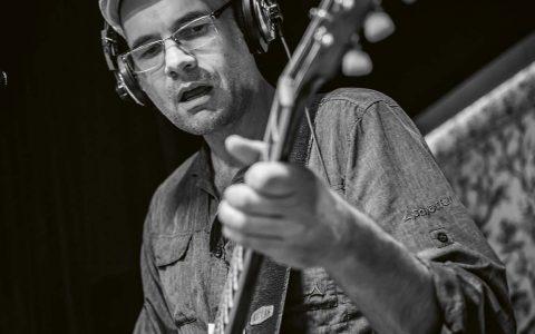 Jens Filser – Gitarre/Vocals (Foto: Jørn Kiel)